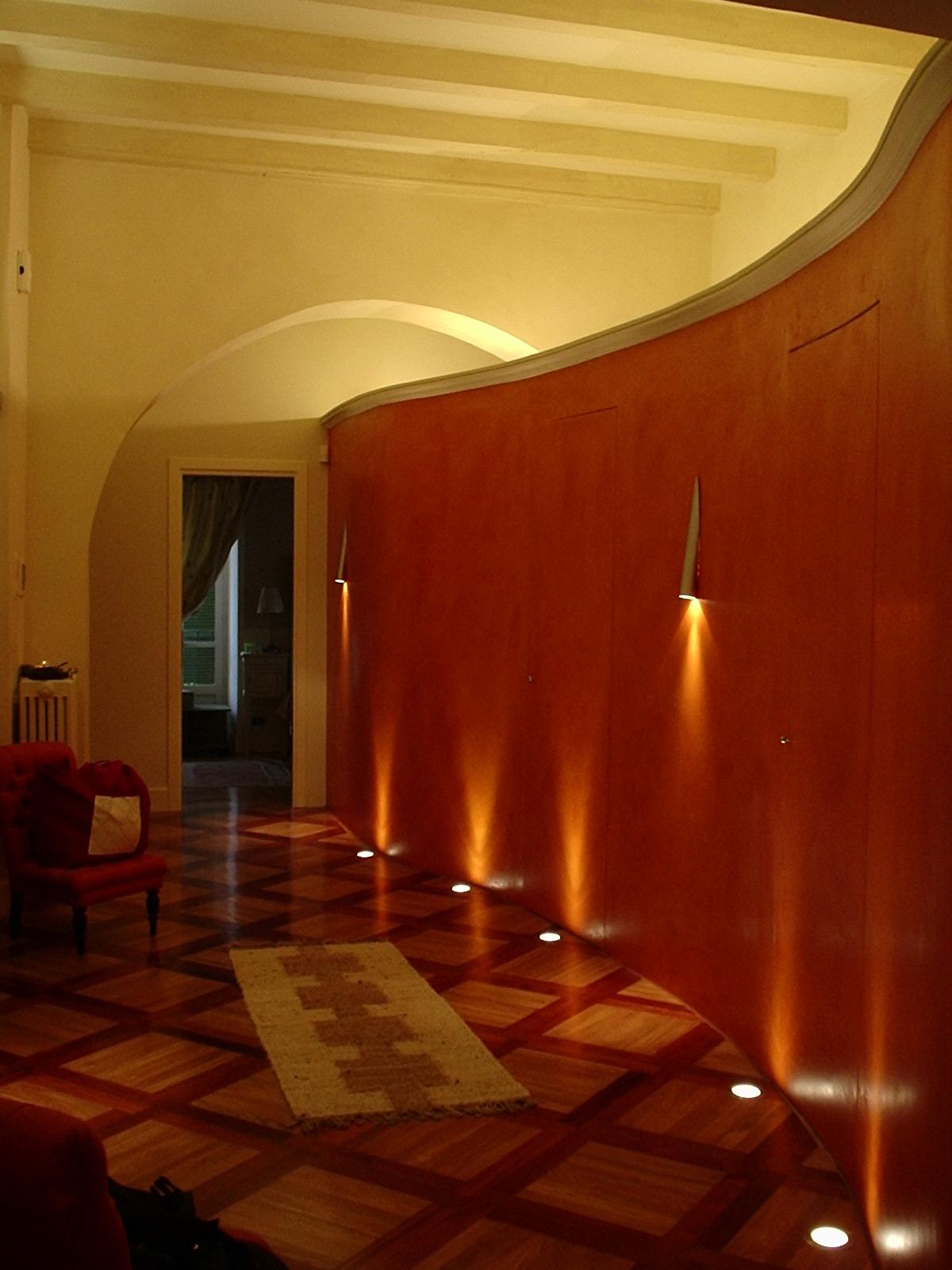 Valberto decorazioni savigliano cuneo for Pareti in resina